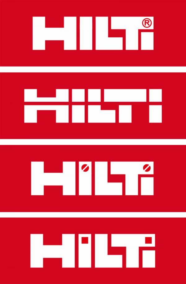 Редизайн логотипа Хилти