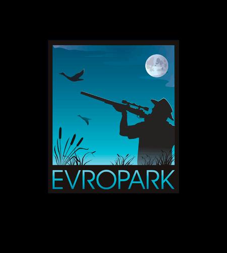 Evropark logo design