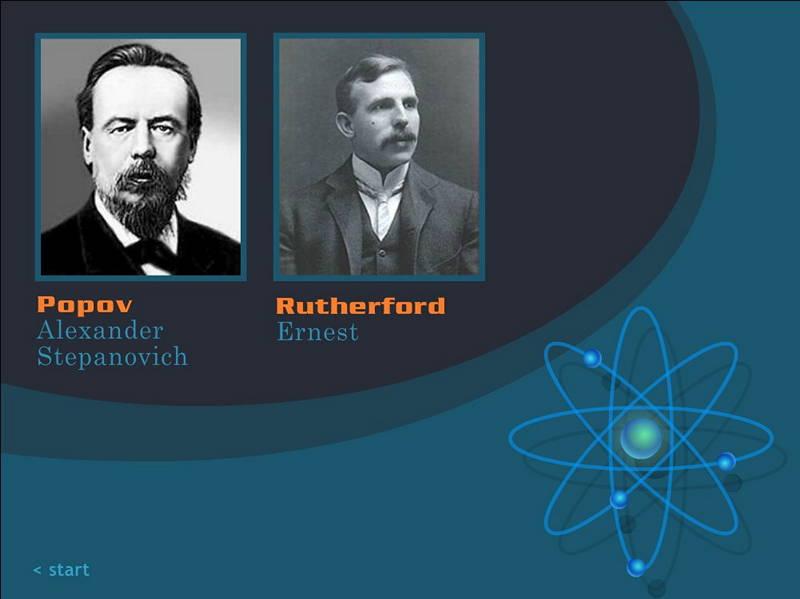 Alexander Stepanovich Popov is the inventor of radio